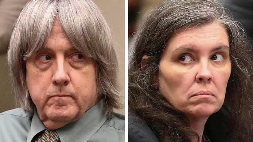 EE.UU.: El matrimonio de 'la casa de los horrores' se declara culpable de torturar a sus 13 hijos