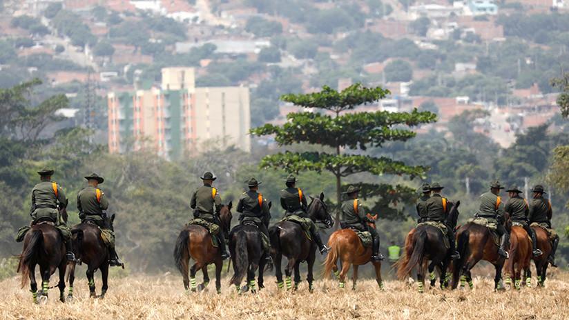 Venezuela ordena cerrar frontera con Colombia en Táchira