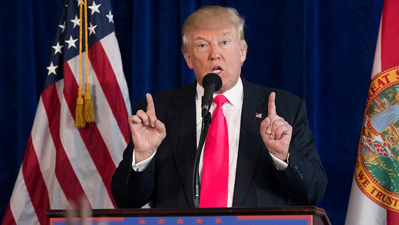 Trump gana el premio Razzie al peor actor
