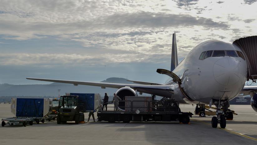 EE.UU.  Un avión de carga Boeing 767 se estrella en Texas (FOTOS ... b55d06096f166