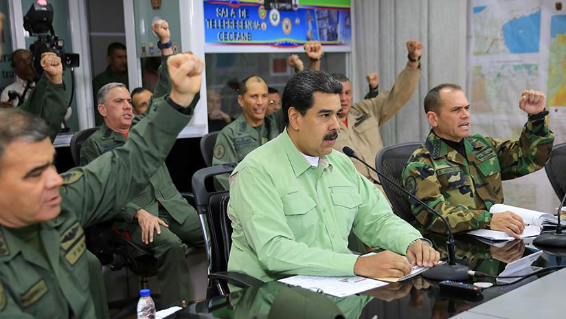 """Maduro: """"Eres el diablo, Iván Duque"""""""