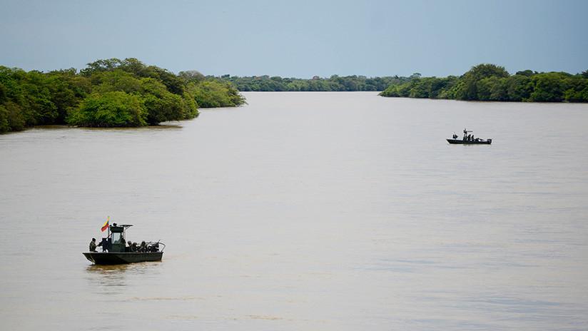 """Un buque con """"ayuda humanitaria"""" cambia de rumbo tras ser detectado por Venezuela en sus aguas jurisdiccionales"""