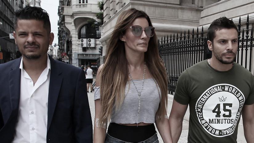 """""""Estoy destrozada"""": La hija de la mediática argentina Natacha Jaitt habla sobre la muerte de su madre"""