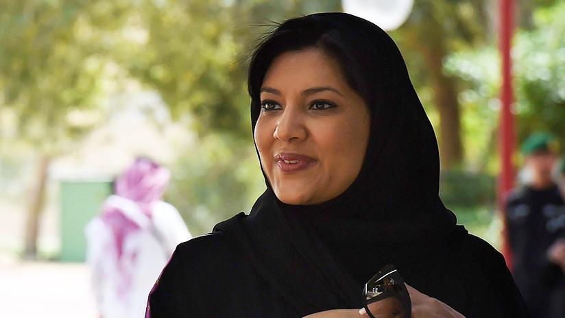 Arabia Saudita designa por primera vez en la historia a una mujer como embajadora en EE.UU.