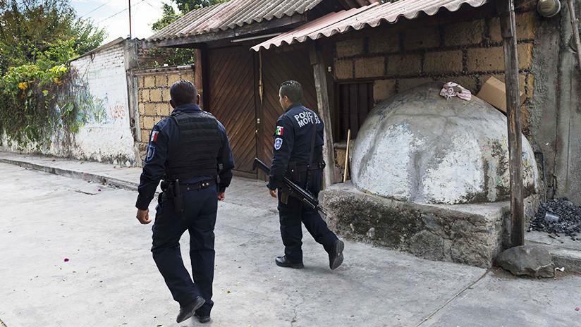 México: Capturan a 9 miembros del grupo delictivo 'Los Rojos'