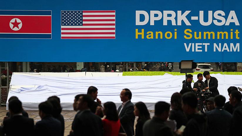 """Pionyang: Si la cumbre fracasa, los estadounidenses """"nunca se librarán de las amenazas a la seguridad"""""""