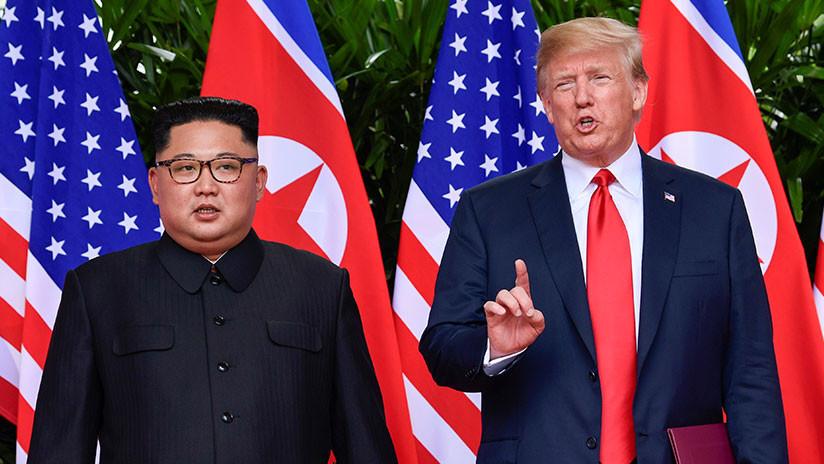 """Trump: Sin armas nucleares, Corea del Norte podría ser una de las """"grandes potencias económicas"""""""