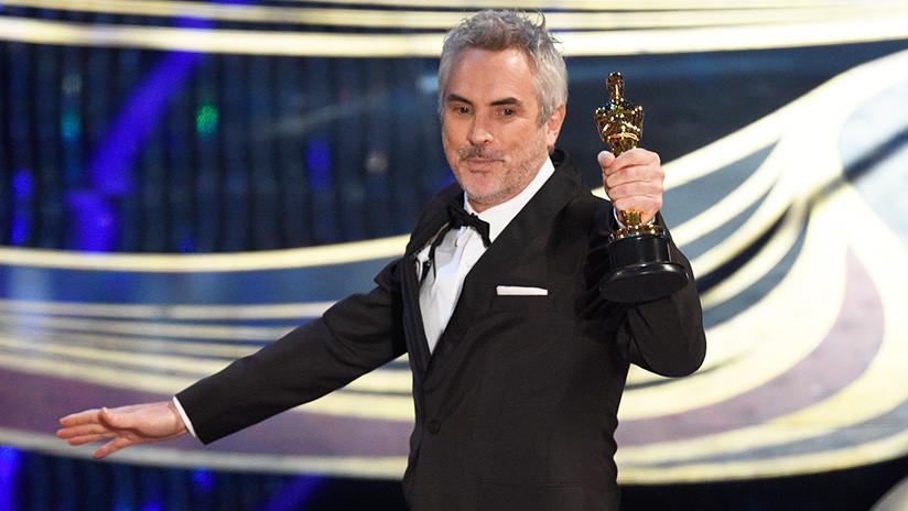 'Roma' de Alfonso Cuarón se lleva tres Óscar: mejor director, mejor fotografía y mejor película en lengua extranjera
