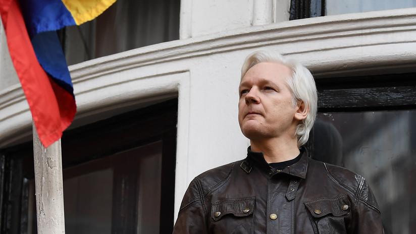 Australia confirma que Julian Assange tiene un pasaporte válido