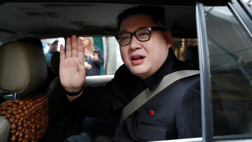 VIDEO: Expulsan de Vietnam al doble de Kim Jong-un antes de la llegada del líder norcoreano