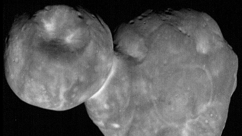 """Video de la NASA de Ultima Thule revela que """"no se parece a ningún objeto explorado"""""""
