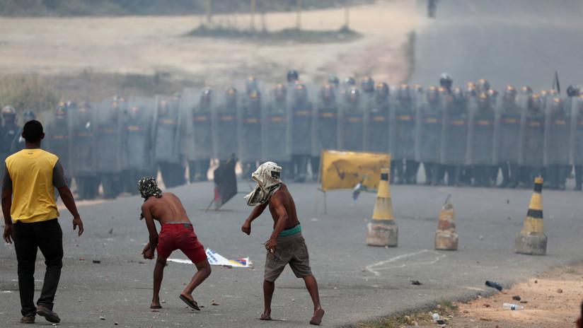 """Estos son todos los """"falsos positivos"""" que tuvieron lugar el día de ingreso de la """"ayuda humanitaria"""" en Venezuela"""