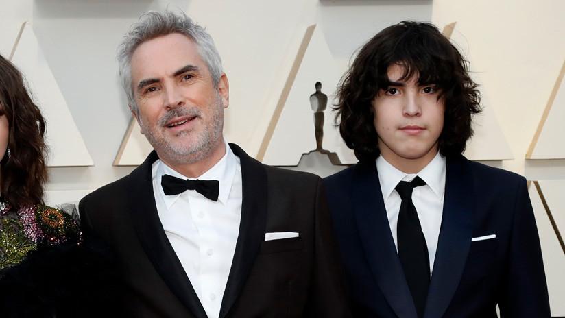 Indignación y disculpas en las redes tras las burlas contra el hijo autista de Alfonso Cuarón