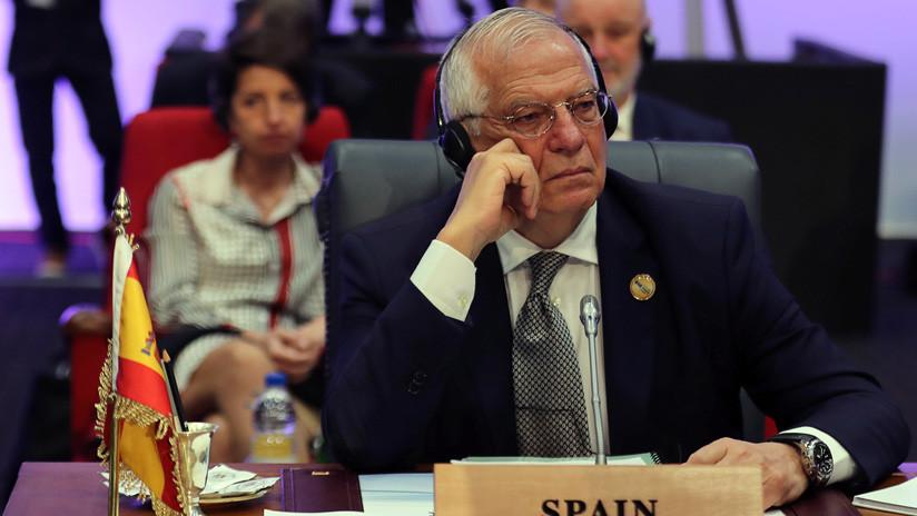 España advierte de que condenará una intervención militar en Venezuela
