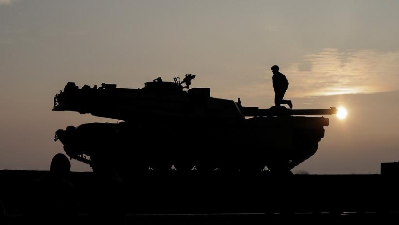 FOTO: EE.UU. presenta el tanque M1A2C Abrams