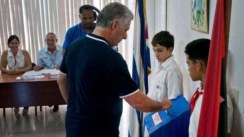 Cuba aprueba su nueva Constitución tras la celebración de un referéndum