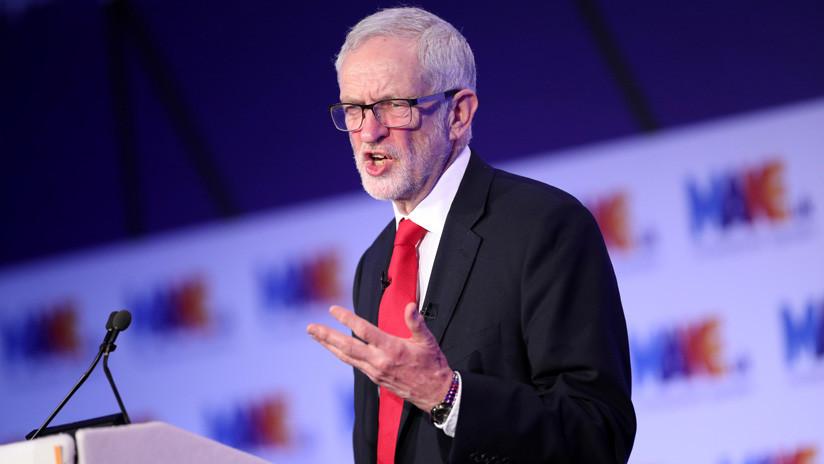 Jeremy Corbyn: El Partido Laborista de Reino Unido apoyará el segundo referéndum del Brexit