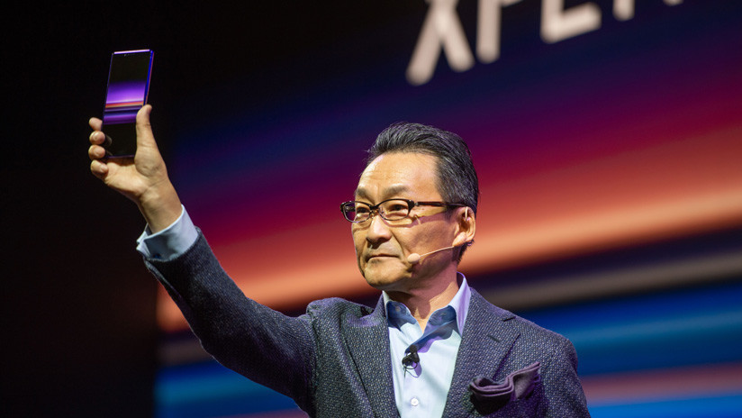 Como en el cine: Sony escoge una pantalla ultra ancha para su nuevo móvil estrella (IMÁGENES)
