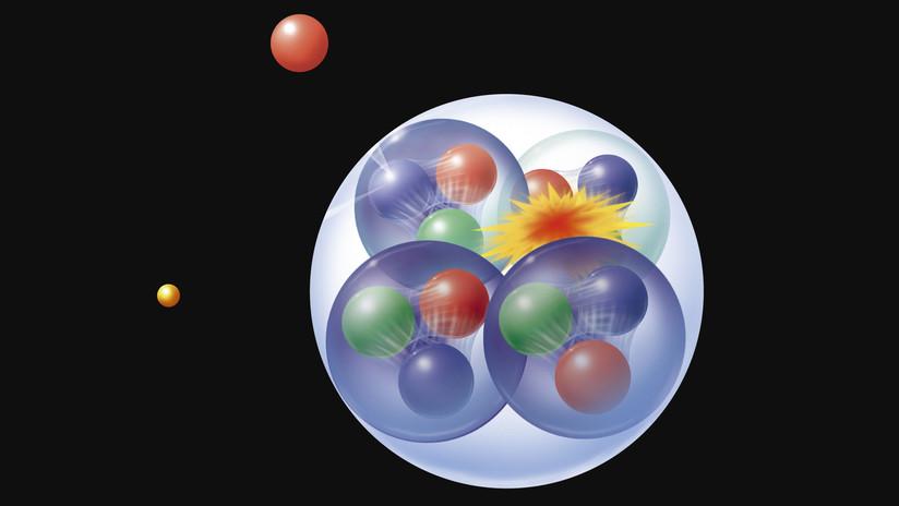 Después de 35 años de intentos: Físicos resuelven el enigma del núcleo atómico