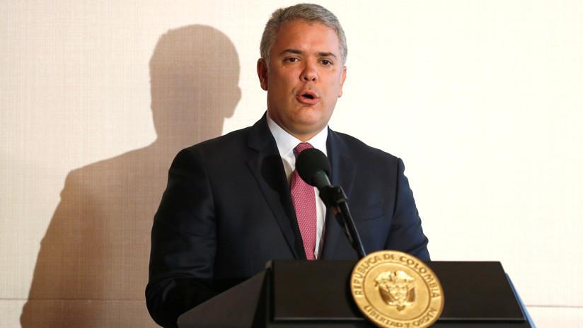 """Presidente Duque pide al Grupo de Lima llamar al Ejército venezolano a brindar """"lealtad"""" a Guaidó"""