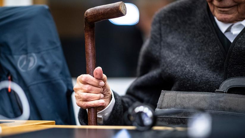 Detienen en Alemania el juicio contra exguardia de un campo de concentración nazi