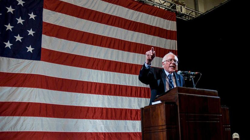 La campaña de Bernie Sanders reúne a un millón de voluntarios en seis días