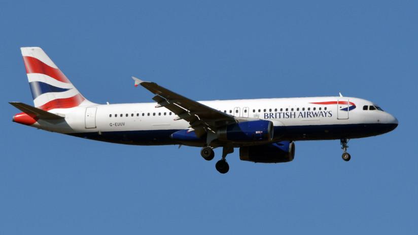 VIDEO: Un pasajero graba cómo su avión se ladea de forma brusca en el aire debido a vientos extremos