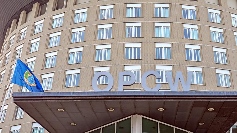 """Rusia en la OPAQ: """"EE.UU. intenta sustituir el derecho internacional con un reglamento de diseño propio"""""""