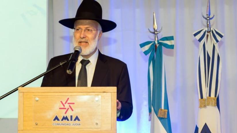 """""""Sabemos que sos el rabino de AMIA"""": Violento asalto a un líder judío en Buenos Aires"""