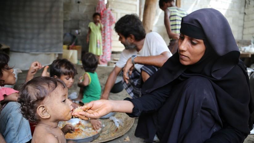 La ONU busca 4.200 millones de dólares para ayudar a Yemen