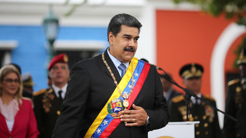 """Maduro: """"Si a Trump le importa la gente de América Latina, debería abrir sus fronteras"""""""