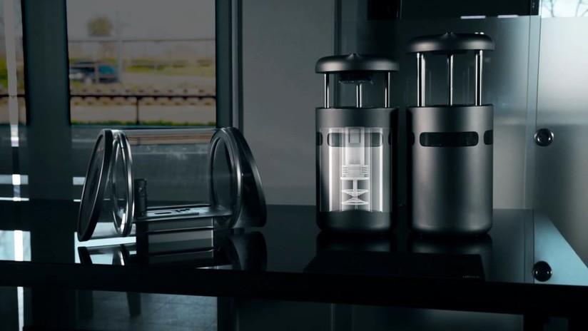 VIDEO: Presentan un 'reparador' criogénico que arregla en pocos minutos las pantallas de celular rotas