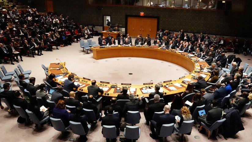 VIDEO: Debate en el Consejo de Seguridad de la ONU sobre situación en Venezuela