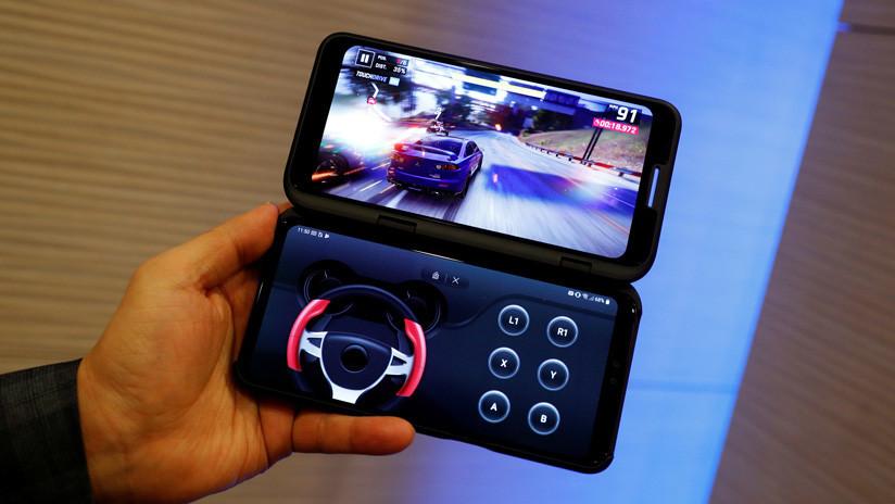 Desbloqueo 'con las venas' y pantalla extra: LG presenta dos excéntricos celulares