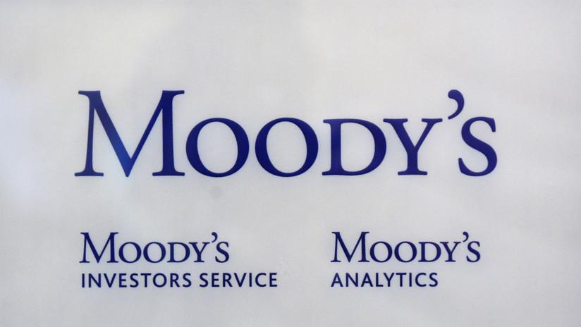 Moody's baja perspectiva de crecimiento económico para México