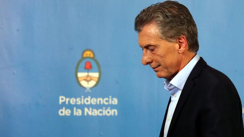 """""""Por favor, hagan algo"""": El reclamo de un obrero a Macri por la crisis en Argentina"""