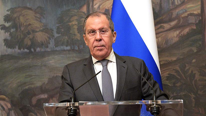 """Moscú: """"EE.UU. intenta descaradamente crear un pretexto artificial para una intervención militar en Venezuela"""""""