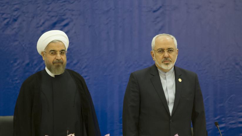 """Rohaní rechaza la renuncia del canciller iraní por considerar que va """"en contra de los intereses del país"""""""