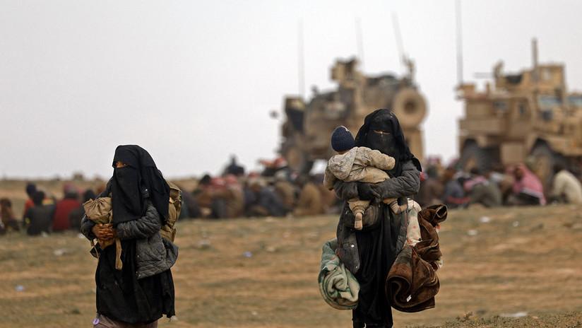 """Moscú y Damasco instan a EE.UU. a que retire de Siria sus fuerzas desplegadas """"ilícitamente"""""""