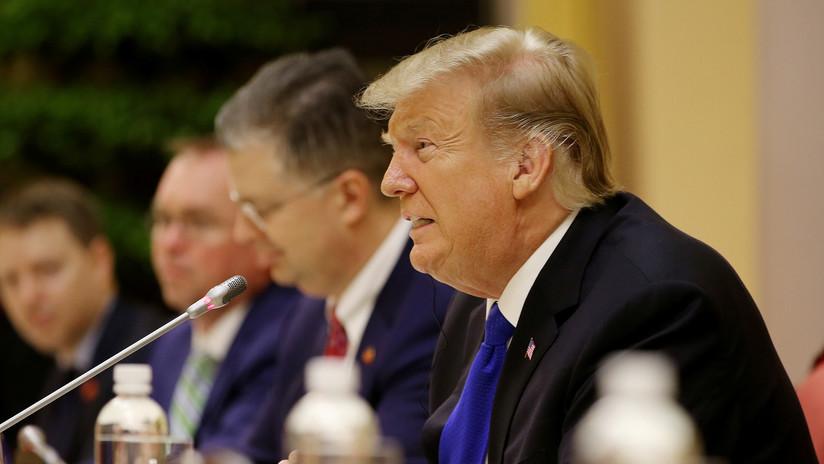 """Trump: """"China, Rusia, Japón y Corea del Sur serán muy útiles en el proceso de desnuclearización de Corea del Norte"""""""