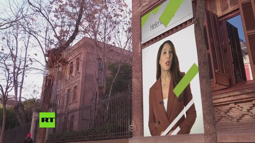 Noticias que superan muros: Helena Villar