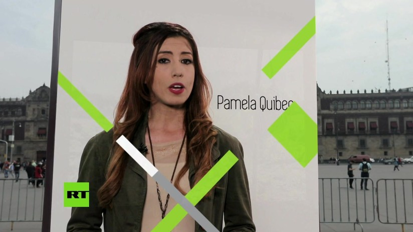 Noticias que superan muros: Pamela Quibec