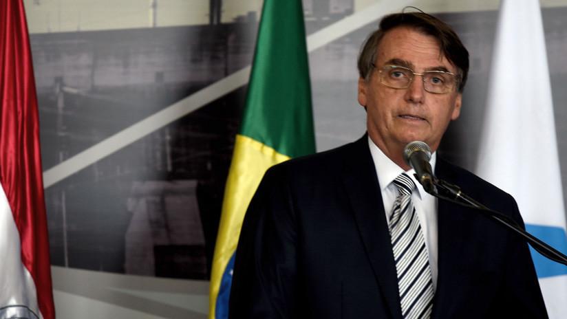 Bolsonaro rinde un polémico homenaje al dictador paraguayo Alfredo Stroessner