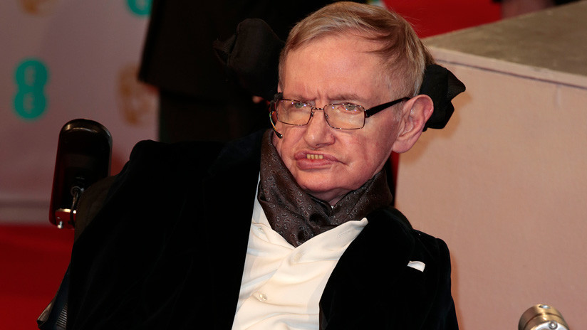 Desvelan todas las claves del desarrollo de la enfermedad de Stephen Hawking