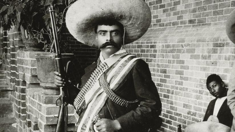 ¿Qué tiene que ver el fantasma de Emiliano Zapata en la disputa entre López Obrador y campesinos de México? (VIDEO)