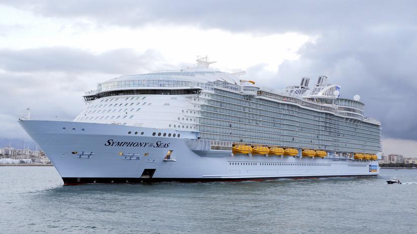 VIDEO: Un crucero deja abandonada a una pareja en las Bahamas por llegar tarde al embarque