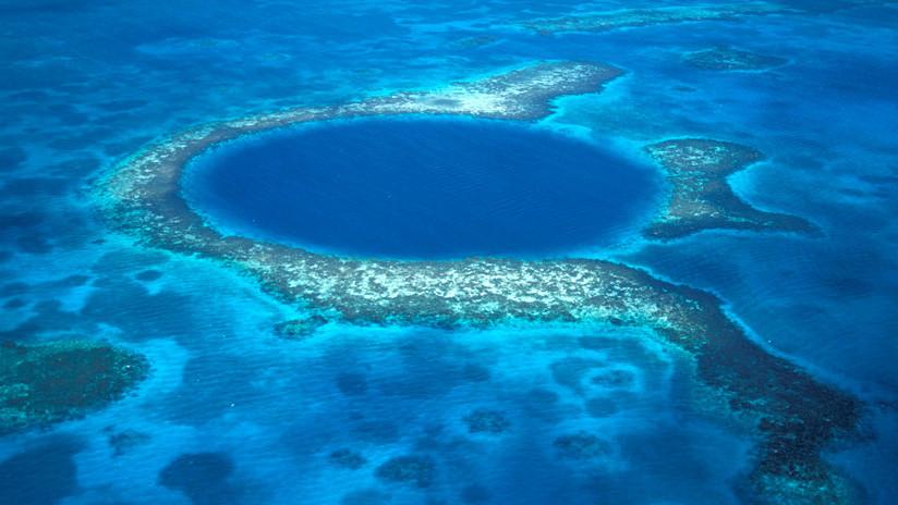 Una expedición submarina descubre qué esconde el Gran Agujero Azul, uno de los enigmas del mundo oceánico