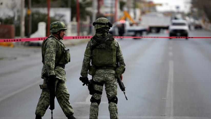 Un video revela el 'modus operandi' de enfrentamientos entre cárteles mexicanos