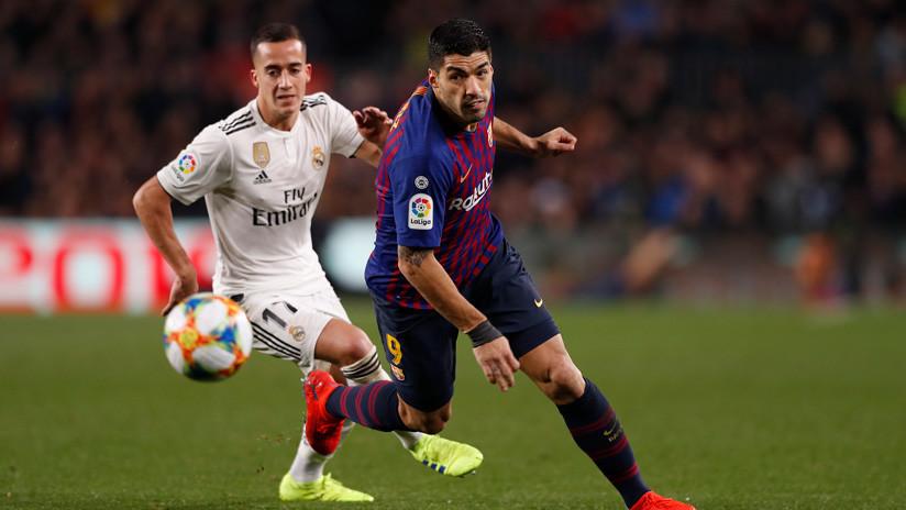 MINUTO a MINUTO: Real Madrid y Barcelona buscan el pase a la final de la Copa del Rey