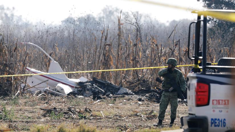 Audios del helicóptero en que murió la gobernadora de Puebla causan polémica en México